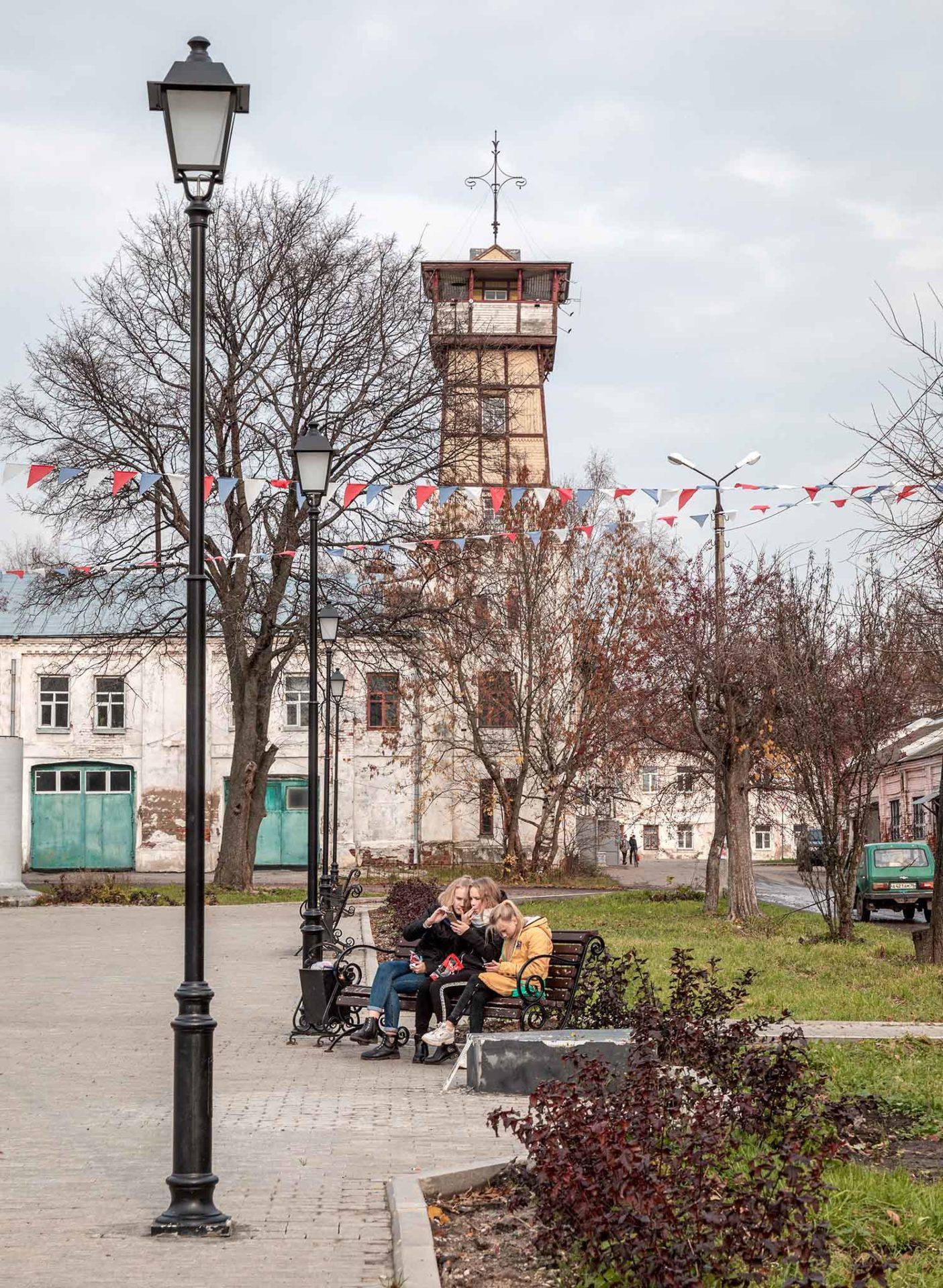 Ярославия приглашает гостей на осенние прогулки